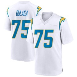 Nike Bryan Bulaga Los Angeles Chargers Men's Game White Jersey