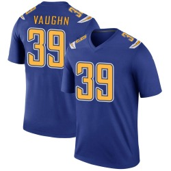 Nike Donte Vaughn Los Angeles Chargers Youth Legend Royal Color Rush Jersey