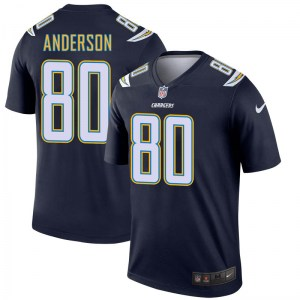 Nike Stephen Anderson Los Angeles Chargers Men's Legend Navy Jersey