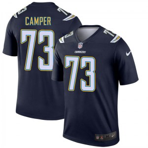 Nike Blake Camper Los Angeles Chargers Youth Legend Navy Jersey