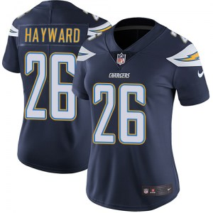 Nike Casey Hayward Los Angeles Chargers Women's Limited Navy Blue Team Color Jersey